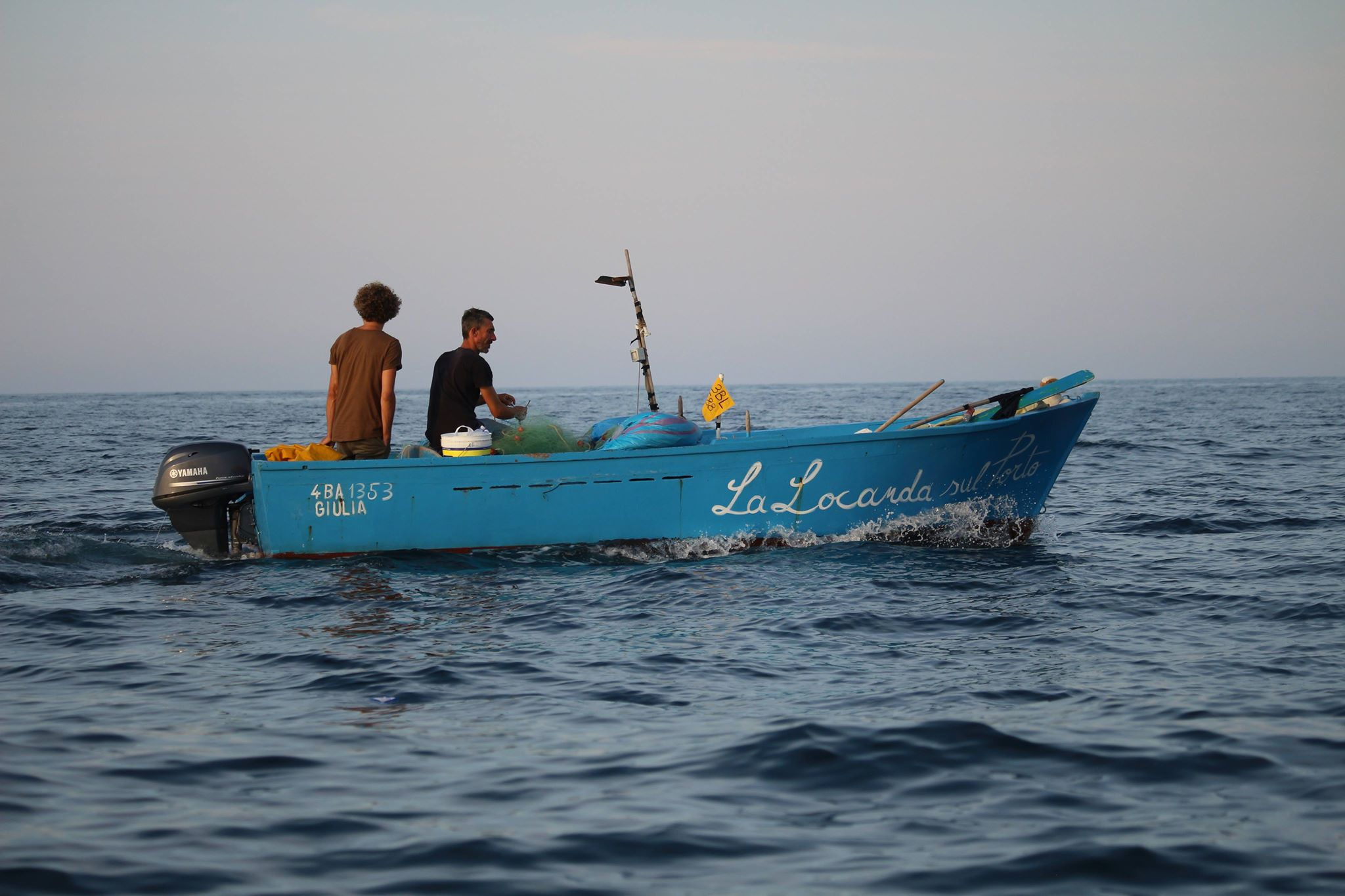 pescato giornaliero ristorante monopoli